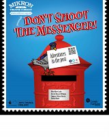 Don't Shoot the Messenger 2013 <br/>Donna Heath