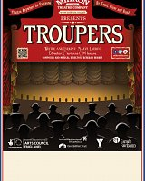 Troupers Poster 2014<br/>Donna Heath