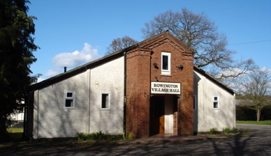 Rowington Village Hall
